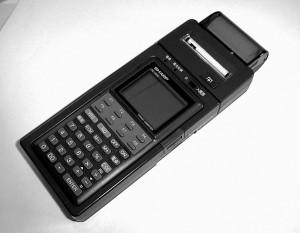CE-VP10 ポケコン用モデム・プリンタユニット